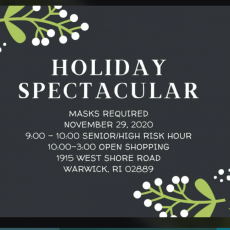 Things to do in Warwick, RI: The Holiday Spectacular