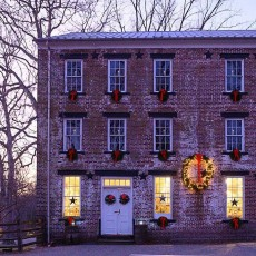 Southern Monmouth, NJ Events for Kids: Allaire Christmas Lantern Tours