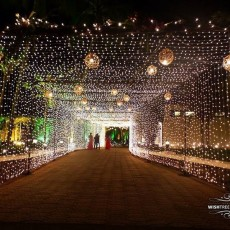 Drive Through Diwali Celebrations