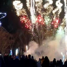 Towson, MD Events for Kids: Midnight at 6, 7, 8 & 9pm: Fireworks + A Walk Through Symphony of Lights
