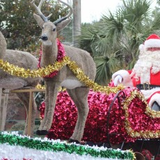 Things to do in Myrtle Beach, SC for Kids: Surfside Beach Christmas Parade, Town of Surfside Beach