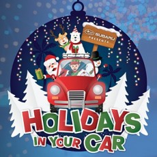 Things to do in San Diego North, CA for Kids: Holidays In Your Car, Del Mar Fairgrounds