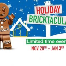Holiday Bricktacular