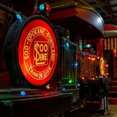 Happy Holiday Railway: The Holiday Light Experience