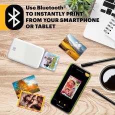 Wireless Mobile Photo Mini Printer