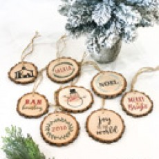 Ornament & Holiday Minis Workshop