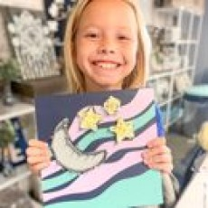 Family Crafternoon Wood & Canvas Workshop
