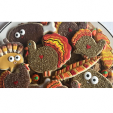 Things to do in Southern Monmouth, NJ: The Gobbler Virtual Give Thanks Cookie Decorating Workshop