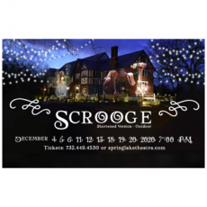 Southern Monmouth, NJ Events for Kids: Scrooge 2020