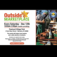 Things to do in Warwick, RI: Outside Marketplace