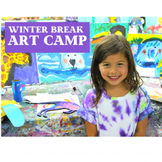 Things to do in Richmond South, VA for Kids: Winter Day Camp, Art Factory Play Cafe & Party Place