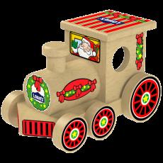 Cape May County, NJ Events: Take & Make: Holiday Train Kit