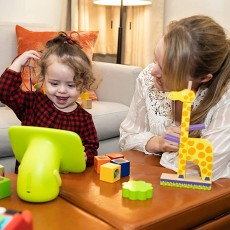 Aila Sit & Play Virtual Early Preschool Learning System