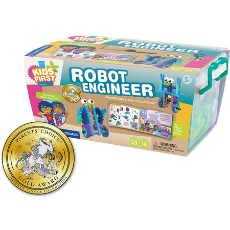First Robot Engineer Kit and Storybook