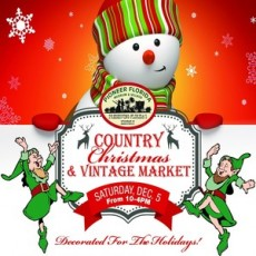 Wesley Chapel-Lutz, FL Events for Kids: Country Christmas & Vintage Market