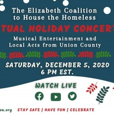 Things to do in Westfield-Clark, NJ: The Elizabeth Coalition's Virtual Holiday Concert