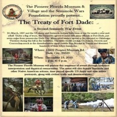 Wesley Chapel-Lutz, FL Events for Kids: The Treaty of Ft. Dade - Living History Event