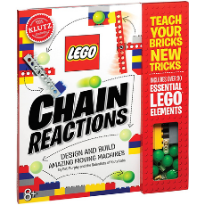 Lego Chain Reactions Science & Building Kit