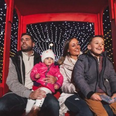 Things to do in Cape May County, NJ: DiDonato's Magical Holiday Express