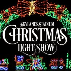 Things to do in Westfield-Clark, NJ: Skylands Stadium Christmas Light Show