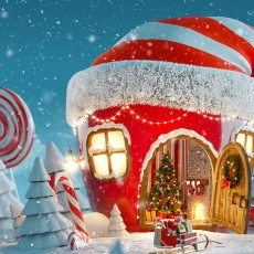 Things to do in Orlando, FL for Kids: Holiday Wander, The Mall at Millenia
