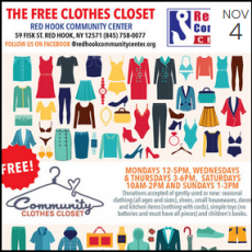 Free Community Clothes Closet