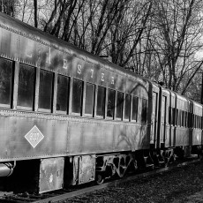 Things to do in Main Line, Pa for Kids: Christmas Tree Train, West Chester Railroad