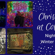 Things to do in Main Line, Pa: Christmas at Colonial