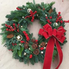 Things to do in Main Line, Pa for Kids: Wreath Making Workshop, Common Space