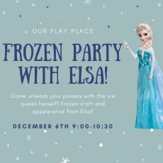 Things to do in Casa Adobes-Oro Valley, AZ: Frozen Party with Elsa!
