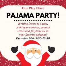 Things to do in Casa Adobes-Oro Valley, AZ: Xmas Pajama Party