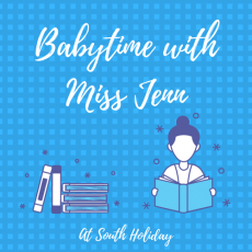 Virtual Babytime with Miss Jennifer