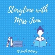 Virtual Storytime with Miss Jenn