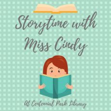 Virtual Storytime with Miss Cindy S