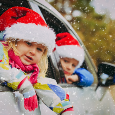 Things to do in Cape May County, NJ for Kids: Drive-Thru Christmas Parade, Atlantic Cape Community College: Cape May Campus
