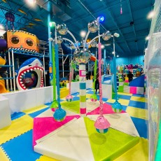 Laurel-Columbia, MD Events: Open Play at Hyper Kidz