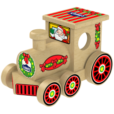 Things to do in Hulafrog at Home: Take & Make: Holiday Train