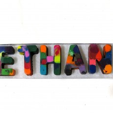 Personalized Name Crayons
