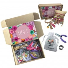 DIY Bead and Necklace Kit