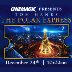 Worcester, MA Events for Kids: The Polar Express - Christmas Eve Showing