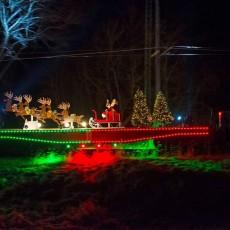 Christmas Parade Train
