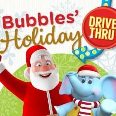 Bubbles' and Santa Holiday Drive Thru