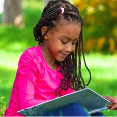 Promotes Language & Literacy Skills