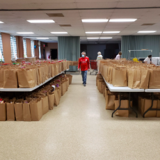 Provides Food & Fellowship To Those In Need