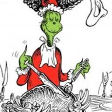 The Grinch's Family Christmas Dinner