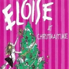 Eloise at Christmastime Tea