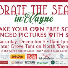 Things to do in Main Line, Pa for Kids: Santa in Wayne!, Wayne Business Association