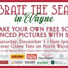 Santa in Wayne!