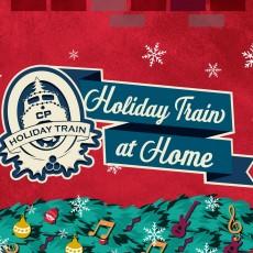 Holiday Train at Home