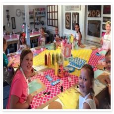 Board & Brush Birthday Celebration